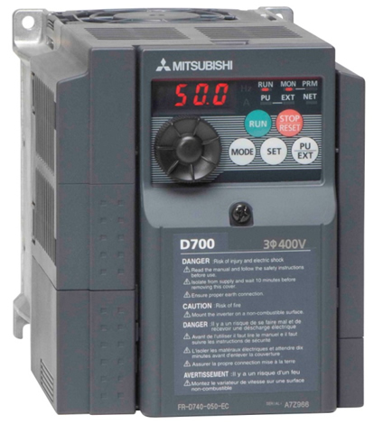 ASES - MITSUBISHI Frequency Invertor Distributor  System