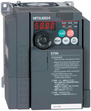 ASES MITSUBISHI Frequency Invertor Distributor System - Mitsubishi f700 vfd